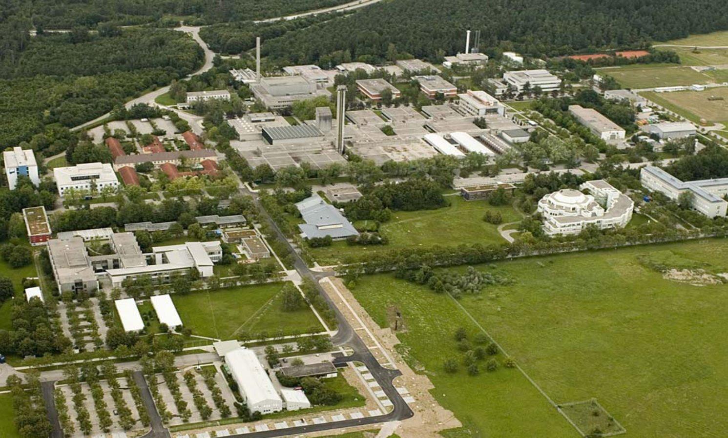 亥姆霍茲慕尼黑研究中心-德國環境與健康研究中心HMGU(上圖),是聯合會成員之一,以健康與環境為主要研究題目。